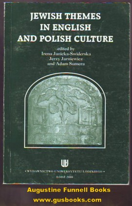 Image for Jewish Themes in English and Polish Culture