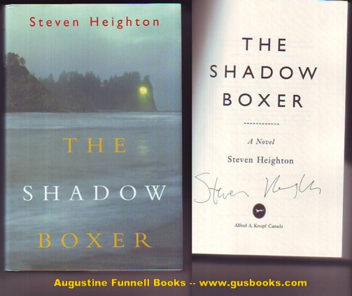 Image for The Shadow Boxer (signed)