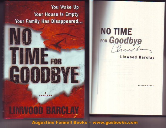 Image for No Time For Goodbye (signed)