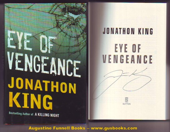 Image for Eye of Vengeance (signed)