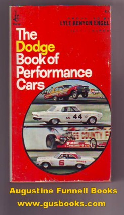 Image for The Dodge Book of Performance Cars