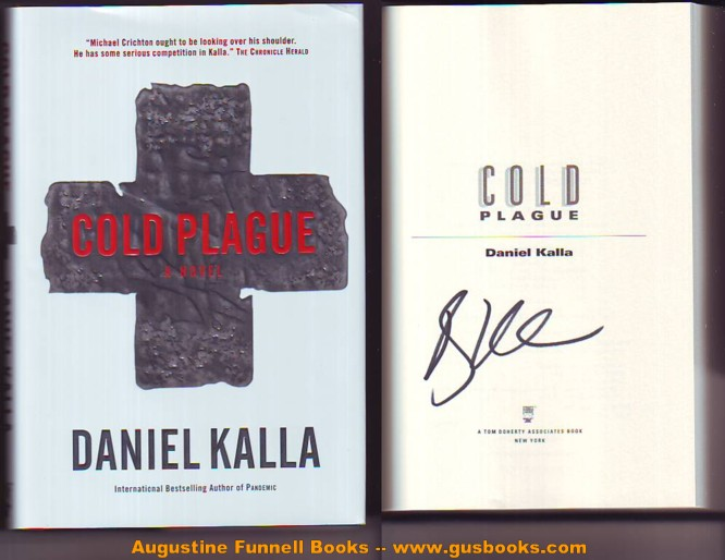 Image for Cold Plague (signed)