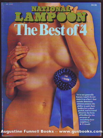 Image for The Best of National Lampoon #4