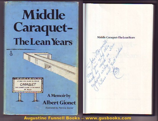 Image for Middle Caraquet -- The Lean Years (signed)
