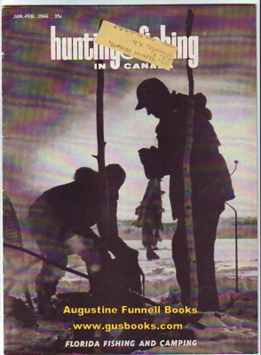 Image for Hunting & Fishing in Canada, January-February/Jan.-Feb. 1966, Volume/Vol. 37 Number/No./#1