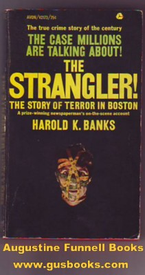 Image for THE STRANGLER!, The Story of Terror in Boston