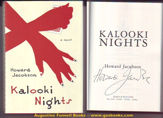 Image for Kalooki Nights (signed)