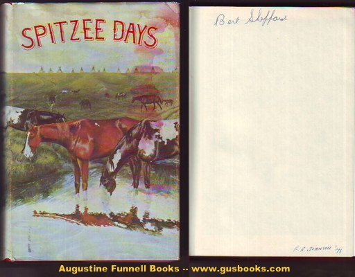 Image for Spitzee Days (signed)