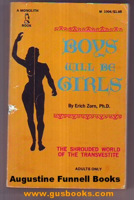Image for Boys Will Be Girls
