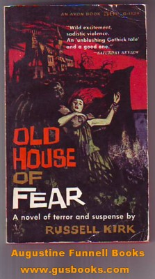 Image for Old House of Fear