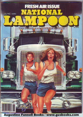 Image for National Lampoon, June 1980, Fresh Air Issue