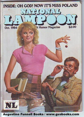 Image for National Lampoon, October/Oct. 1984, Just Good Stuff Issue