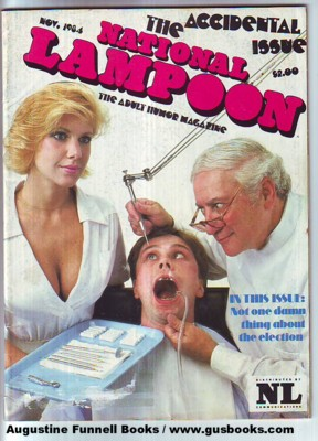 Image for National Lampoon, November/Nov. 1984, Accidental Issue
