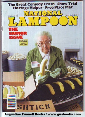 Image for National Lampoon, February/Feb. 1991, Humor Issue