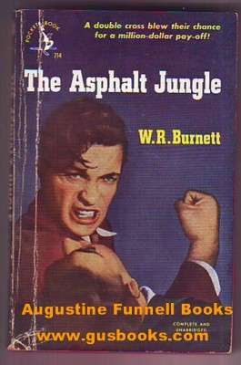Image for The Asphalt Jungle