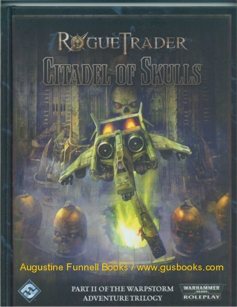 Image for Rogue Trader -- Citadel of Skulls