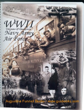 Image for WWII Veterans of Doaktown, Navy Army Air Force