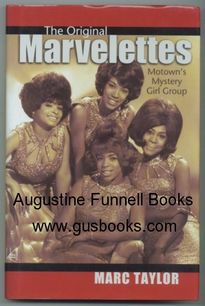 Image for THE ORIGINAL MARVELETTES, Motown's Mystery Girl Group