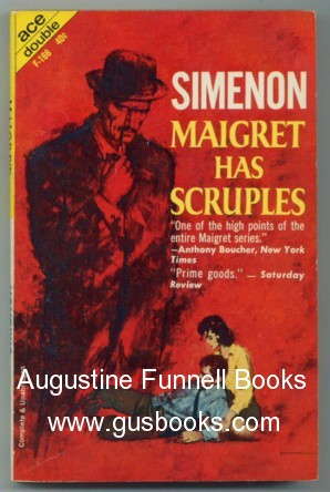 Image for Maigret and the Reluctant Witnesses/Witness b/w Maigret Has Scruples