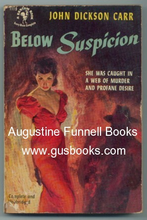 Image for Below Suspicion