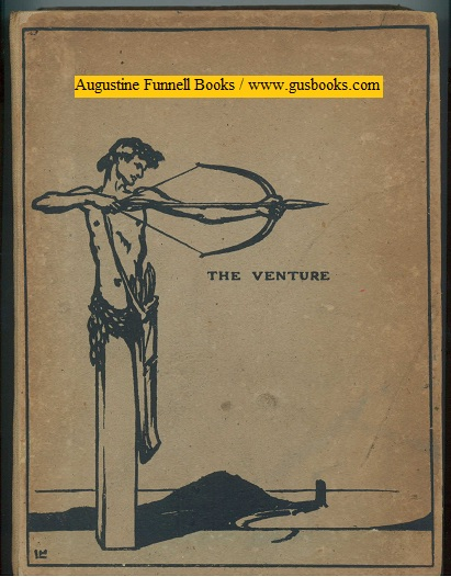 Image for THE VENTURE, An Annual of Art and Literature (signed)