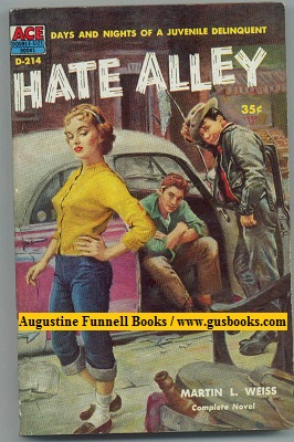 Image for Hate Alley