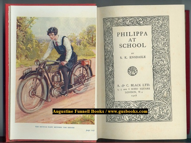 Image for Philippa at School