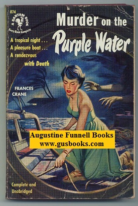Image for Murder on the Purple Water
