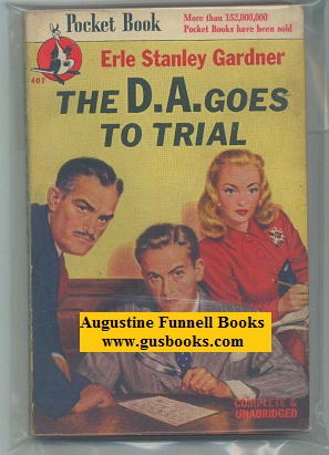 Image for The D.A. Goes to Trial