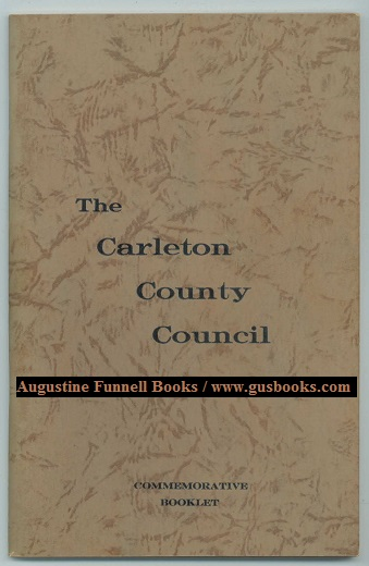Image for The Carleton County Council