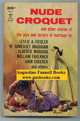 Image for NUDE CROQUET and other stories of the joys and terrors of marriage