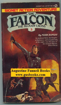 Image for The Falcon #3:  The Bloody Cross