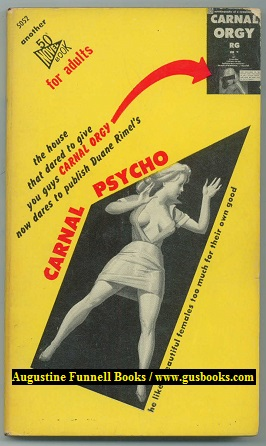 Image for Carnal Psycho!