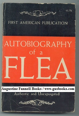 Image for Autobiography of a Flea
