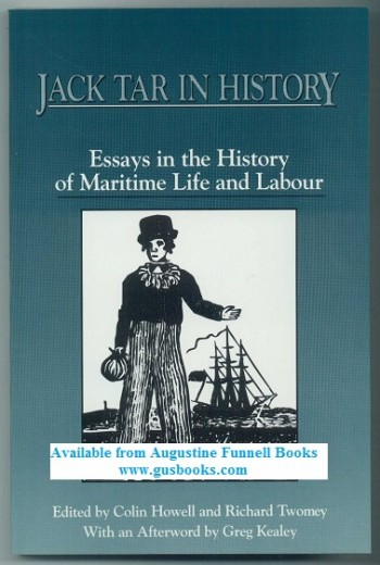 Image for JACK TAR IN HISTORY, Essays in the History of Maritime Life and Labour