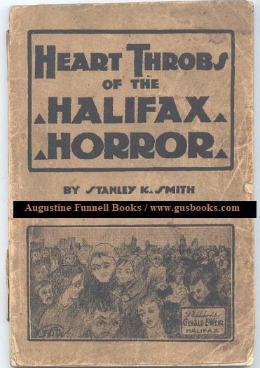 Image for Heart Throbs of the Halifax Horror