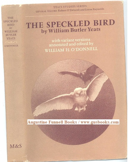 Image for THE SPECKLED BIRD, with variant versions annotated and edited by William H. O'Donnell