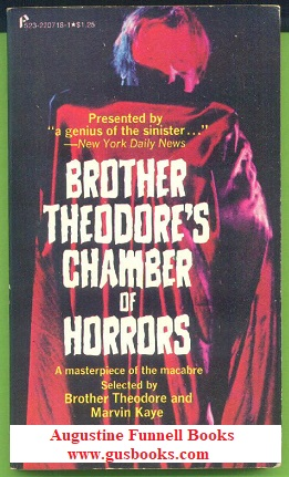 Image for Brother Theodore's Chamber of Horrors