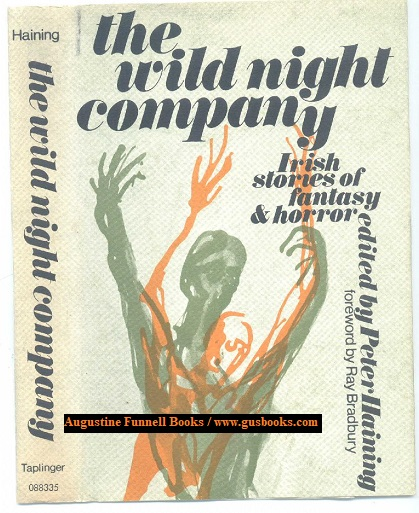 Image for THE WILD NIGHT COMPANY, Irish stories of fantasy & horror