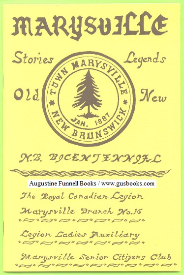 Image for MARYSVILLE, Stories, Legends Old & New