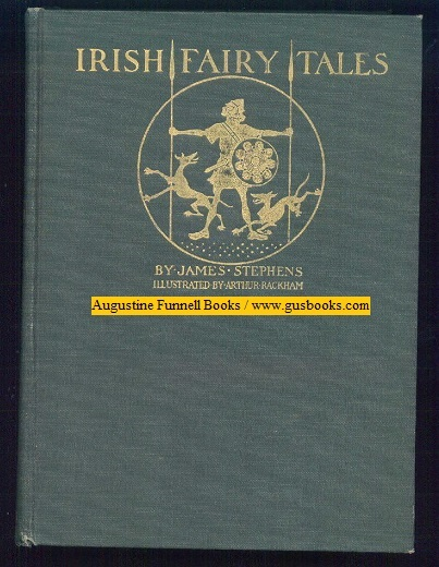 Image for Irish Fairy Tales