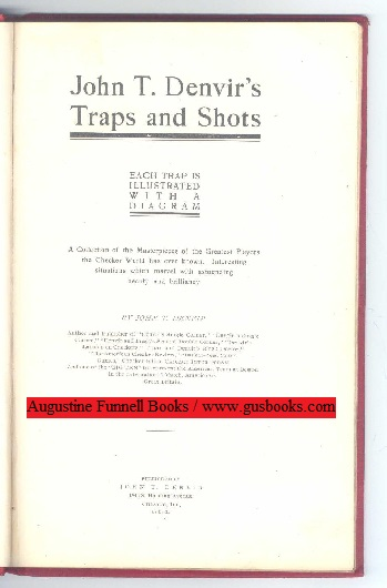 Image for John T. Denvir's Traps and Shots