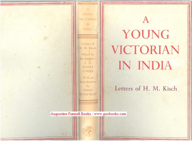 Image for A YOUNG VICTORIAN IN INDIA, Letters of H.M. Kisch of the Indian Civil Service