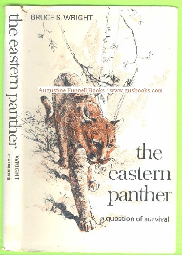 Image for THE EASTERN PANTHER, A Question of Survival