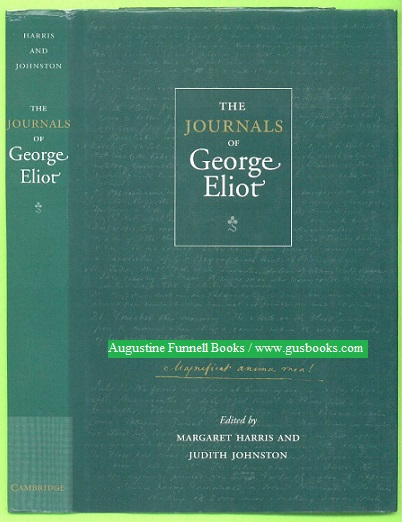 Image for The Journals of George Eliot