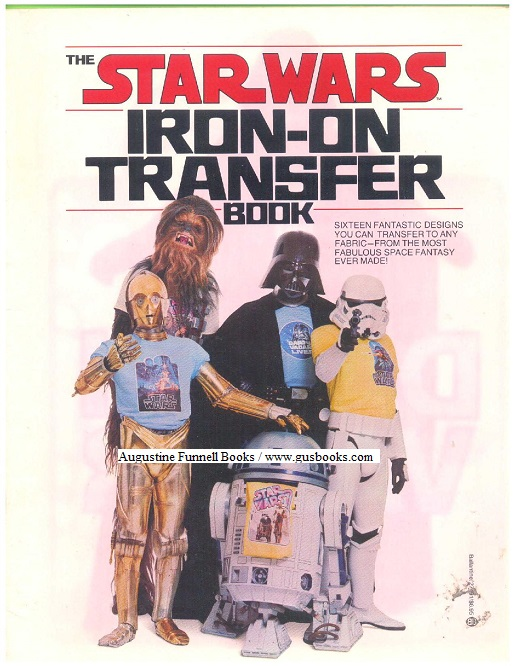 Image for The Star Wars Iron-On Transfer Book