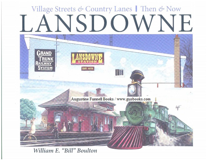 Image for Village Streets & Country Lanes, LANSDOWNE Then & Now (signed)
