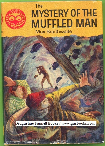 Image for The Mystery of the Muffled Man (Secret Circle Mysteries 5)