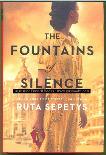 Image for The Fountains of Silence (signed)
