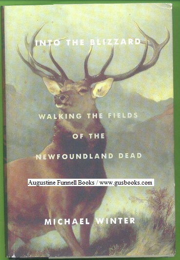 Image for INTO THE BLIZZARD, Walking the Fields of the Newfoundland Dead